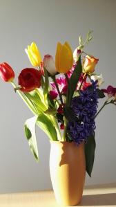 Zambete si flori